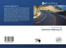 Bookcover of Louisiana Highway 27
