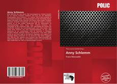 Buchcover von Anny Schlemm