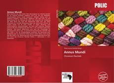 Bookcover of Annus Mundi