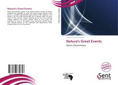 Bookcover of Nature's Great Events