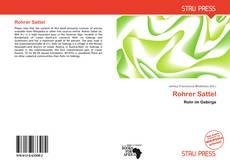 Bookcover of Rohrer Sattel