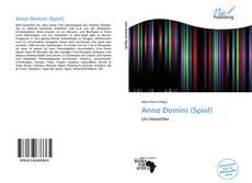 Bookcover of Anno Domini (Spiel)