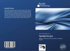 Buchcover von Spodnji Kocjan