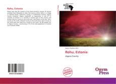 Rohu, Estonia kitap kapağı