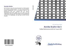 Bookcover of Annike Krahn