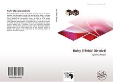 Buchcover von Rohy (Třebíč District)