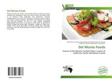 Bookcover of Del Monte Foods