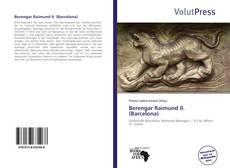 Обложка Berengar Raimund II. (Barcelona)