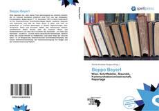 Portada del libro de Beppo Beyerl
