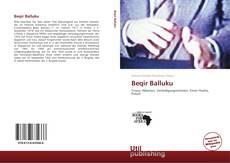 Buchcover von Beqir Balluku