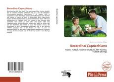 Bookcover of Berardino Capocchiano