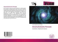 Bookcover of Anomalistische Periode