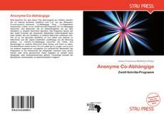 Capa do livro de Anonyme Co-Abhängige
