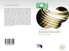Capa do livro de Anomalie (Informatik)
