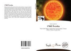 Bookcover of 17805 Švestka