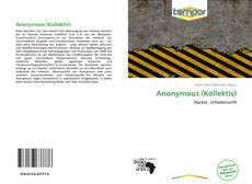 Anonymous (Kollektiv) kitap kapağı