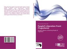 Bookcover of People'S Liberation Front (Yugoslavia)