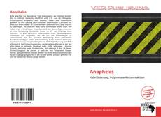 Bookcover of Anopheles