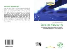 Bookcover of Louisiana Highway 445
