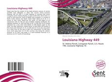 Bookcover of Louisiana Highway 449
