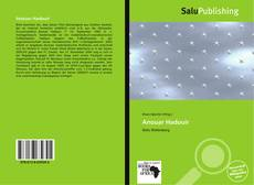 Buchcover von Anouar Hadouir