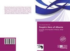 Portada del libro de People's Hero of Albania
