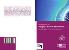 Capa do livro de People'S Health Movement