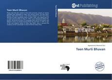 Bookcover of Teen Murti Bhavan