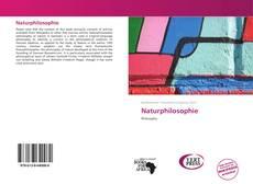 Buchcover von Naturphilosophie