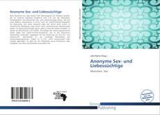 Buchcover von Anonyme Sex- und Liebessüchtige