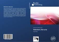 Rohrdorf, Bavaria kitap kapağı