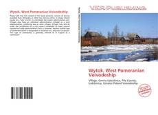 Bookcover of Wytok, West Pomeranian Voivodeship