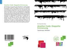 Buchcover von Another Code: Doppelte Erinnerung