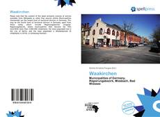 Bookcover of Waakirchen