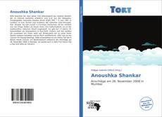 Bookcover of Anoushka Shankar