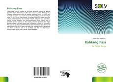 Bookcover of Rohtang Pass