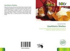 Bookcover of Gaultheria Shallon