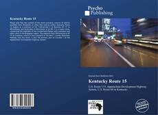 Bookcover of Kentucky Route 15