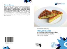 Copertina di Manjar Blanco