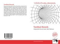 TeenBeat Records kitap kapağı