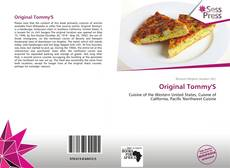 Bookcover of Original Tommy'S