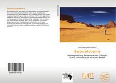 Borítókép a  Berberakademie - hoz