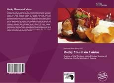 Обложка Rocky Mountain Cuisine