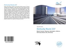 Bookcover of Kentucky Route 237