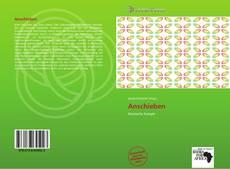 Capa do livro de Anschieben