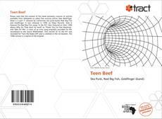 Buchcover von Teen Beef