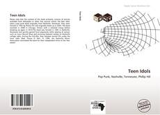 Buchcover von Teen Idols
