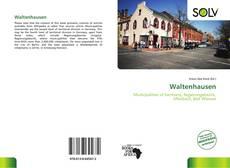 Portada del libro de Waltenhausen