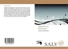 Bookcover of Selma Kurz