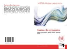 Bookcover of Spokane Bunchgrassers